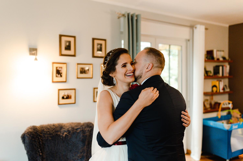 wesele pod Wrocławiem - błogosławieństwo